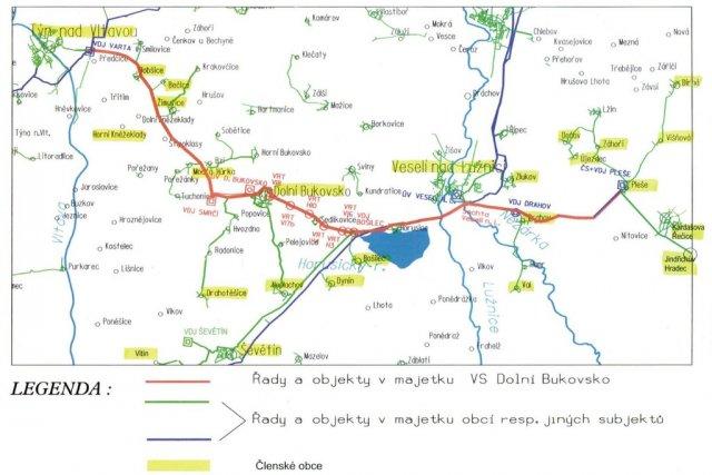 Vodárenská soustava Dolní Bukovsko