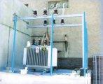 Připojování nového transformátoru - květen 2006